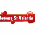 sticker bandeau joyeuse st-valentin